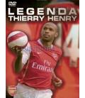 Legenda Thierry Henry (Thierry Henry Legend) DVD