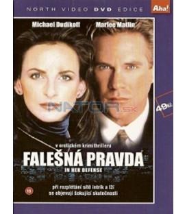Falešná pravda (In Her Defense) DVD