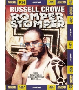 Romper Stomper (Romper Stomper) dvd