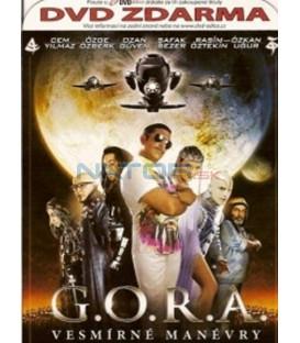 G.O.R.A. - vesmírné manévry (G.O.R.A.) DVD