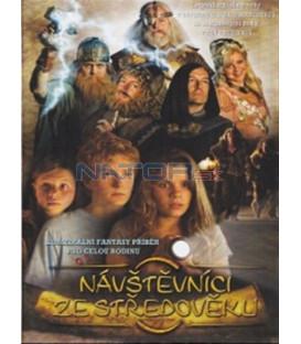 Návštěvníci ze středověku (Guldhornene) DVD