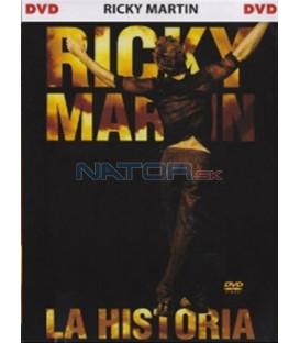 Ricky Martin - La historia DVD