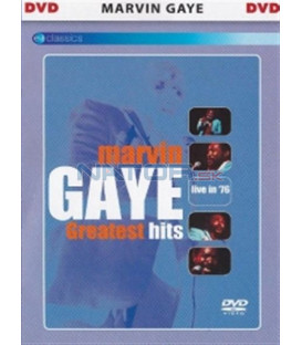 Marvin Gaye - Greatest Hits - Live In ´76 DVD