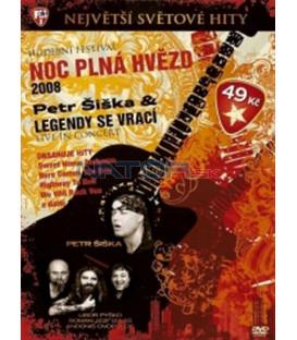 Legendy se vrací - Hudební festival Noc plná hvězd 2008 DVD