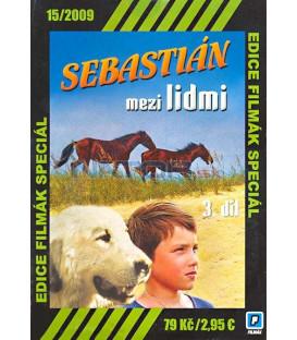 Sebastián mezi lidmi - 3. díl (Sébastien parmi les hommes) DVD