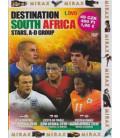 Cesta k finále: Jižní Afrika 2010 - 1. DVD (Destination South Africa: Stars, A-D Group)