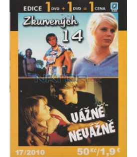 Zkurvených 14 + Vážně nevážně-Edice 1 + 1 DVD