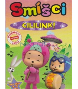 Smíšci - Cililink! (Hutos - The Flying House) DVD
