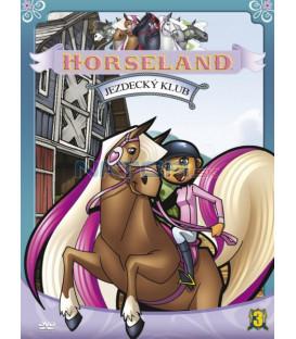 Horseland - Jezdecký klub 3 (Horseland) DVD