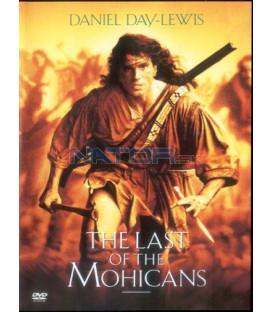 Poslední Mohykán (Last of the Mohicans, The) DVD