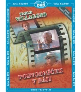 Podvodníček v ráji (Un bugiardo in paradiso) DVD