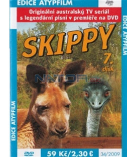 Skippy - 7. disk (Skippy) DVD