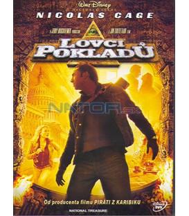 Lovci pokladů (National Treasure) DVD