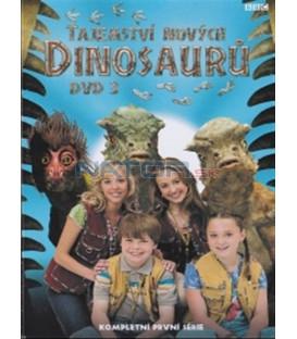 Tajemství nových dinosaurů - DVD 3 (Dinosapien)