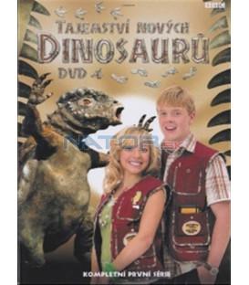 Tajemství nových dinosaurů - DVD 4 (Dinosapien)