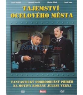 Tajemství ocelového města DVD