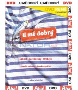 U mě dobrý DVD