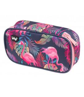 BAAGL Peračník etue Flamingo