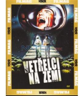 Vetřelci na Zemi DVD ( Contamination)