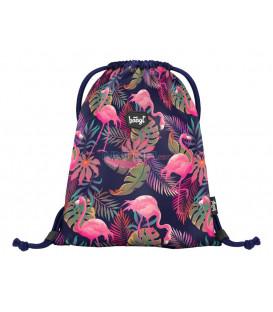 BAAGL Vrecko na obuv Flamingo