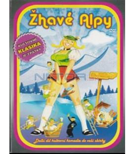 Žhavé Alpy (Alpenglühn im Dirndlrock) DVD