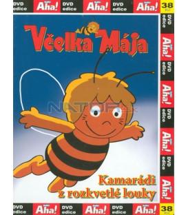 Včelka Mája - Kamarádi z rozkvetlé louky (Die Biene Maja) DVD