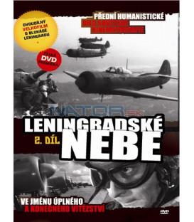 Leningradské nebe – 2. DÍL DVD  (Baltiskoje nebo 2)
