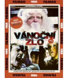 Vánoční zlo DVD (Christmas Evil) DVD