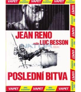 Poslední bitva (Le dernier combat) DVD