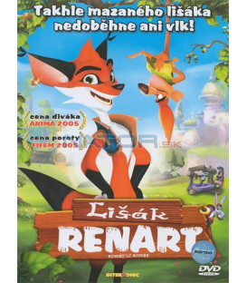 Lišiak Renart ( Le Roman de Renart) DVD