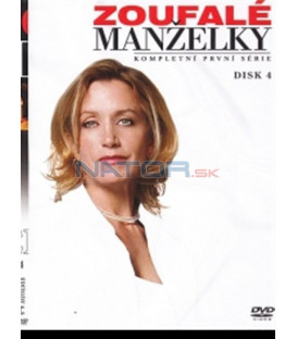 Zoufalé manželky - disk 4 (Desperate Housewives) DVD