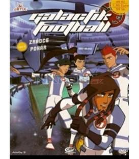 Galactik Football - část 9 (Galactik Football) DVD