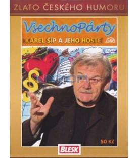 Karel Šíp - Všechnopárty DVD