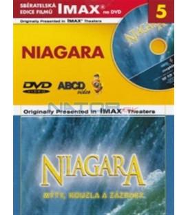 Niagara - Mýty, kouzla a zázraky (Niagara: Miracles, Myths and Magic) DVD