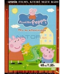Prasátko Peppa 1 - Hra na schovávanou (Peppa Pig) DVD