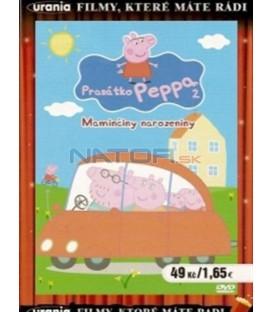 Prasátko Peppa 2 - Maminčiny narozeniny (Peppa Pig) dvd