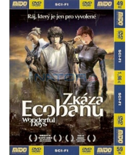 Zkáza Ecobanu (Wonderful Days) DVD
