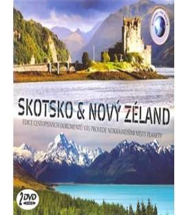 SKOTSKO & NOVÝ ZÉLAND /2 DVD/