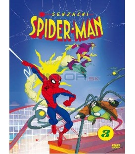 Senzační Spider-Man 3. animovaný