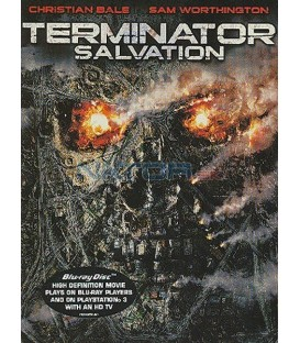 Terminator 4: Salvation 1 x Blu-ray - Steelbook