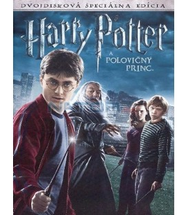 Harry Potter a Princ dvojí krve/Polovičný princ 2 DVD(Harry Potter and the Half-Blood Prince)