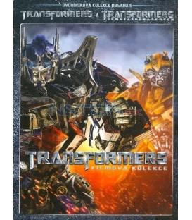 Kolekce: Transformers 2 DVD