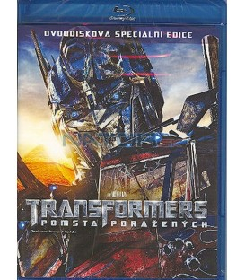 Transformers: Pomsta poražených- 2Blu-ray (Transformers: Revenge Of The Fallen)