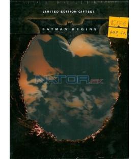 Batman začíná S.E. - dárkové balení 2 DVD Gift Set