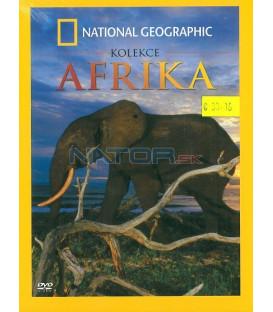 Kolekce: Afrika National Geographic 4 DVD