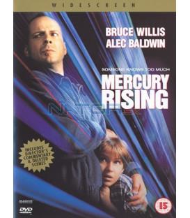 Mercury (Mercury Rising) DVD