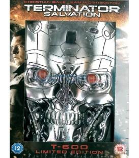 Terminator 4: Salvation 2 DVD + Lebka - Dárková edice