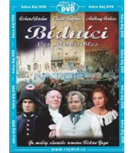 Bídníci (Les Miserables) DVD