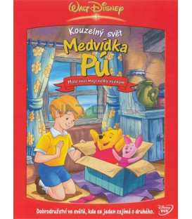 Medvedík Pu - Malé Veci Majú Význam (Book Of Pooh)