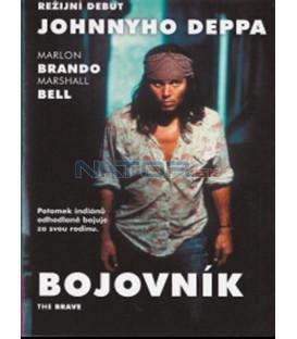 Bojovník (The Brave) DVD